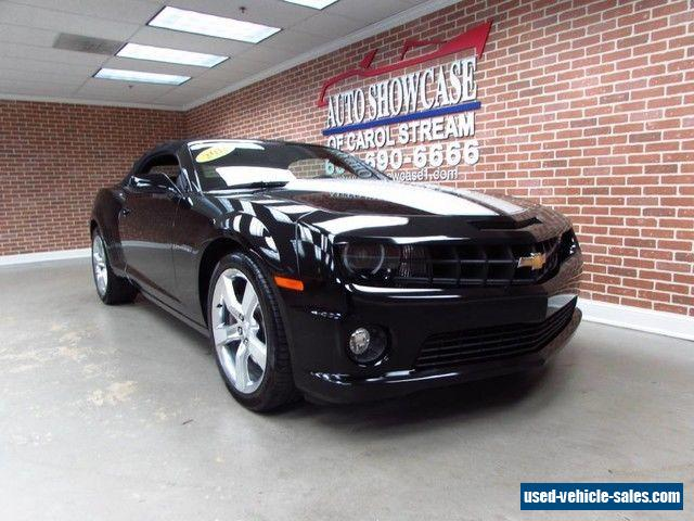 2011 chevrolet camaro for sale in the united states. Black Bedroom Furniture Sets. Home Design Ideas