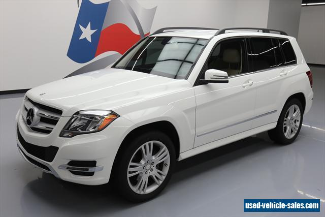 2014 mercedes benz glk class for sale in the united states for Mercedes benz 4 sale