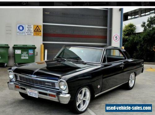 Chevrolet Nova For Sale In Australia