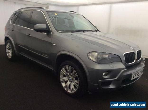 2009 bmw x5 xdrive 3 0 m sport for sale in the united kingdom. Black Bedroom Furniture Sets. Home Design Ideas