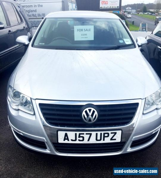 Used Audi For Sale By Owner: 2007 Volkswagen PASSAT SE TDI 140 AUTO For Sale In The