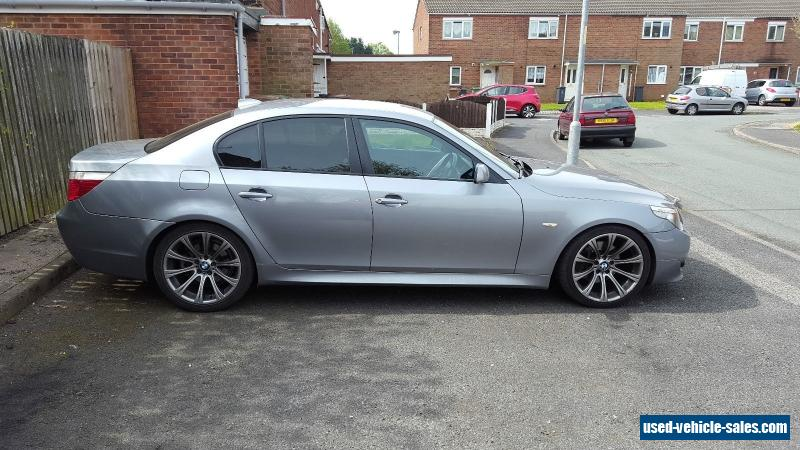 2004 Bmw 530D Sport for Sale in the United Kingdom