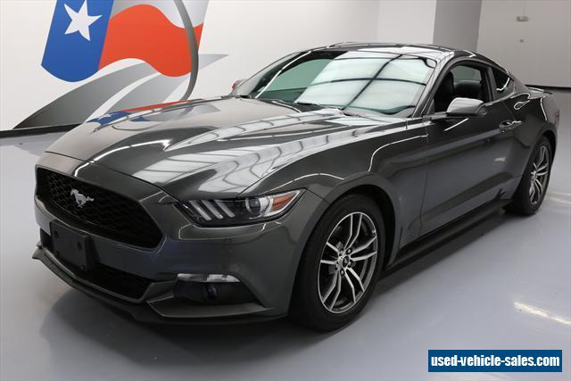 2017 ford mustang for sale in the united states. Cars Review. Best American Auto & Cars Review