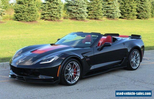 2017 chevrolet corvette for sale in the united states. Black Bedroom Furniture Sets. Home Design Ideas