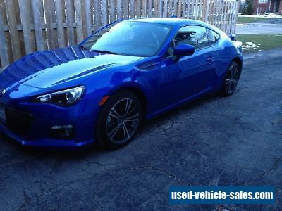 2016 subaru brz for sale in canada. Black Bedroom Furniture Sets. Home Design Ideas