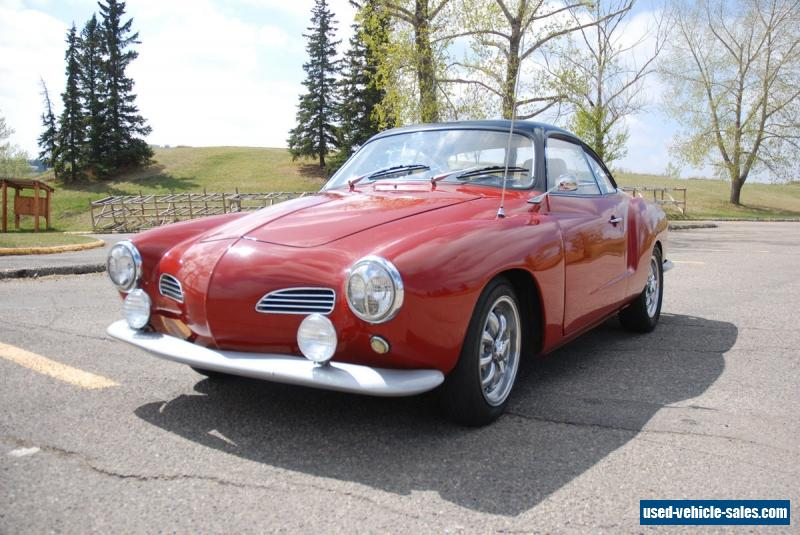 1970 volkswagen karmann ghia for sale in canada. Black Bedroom Furniture Sets. Home Design Ideas