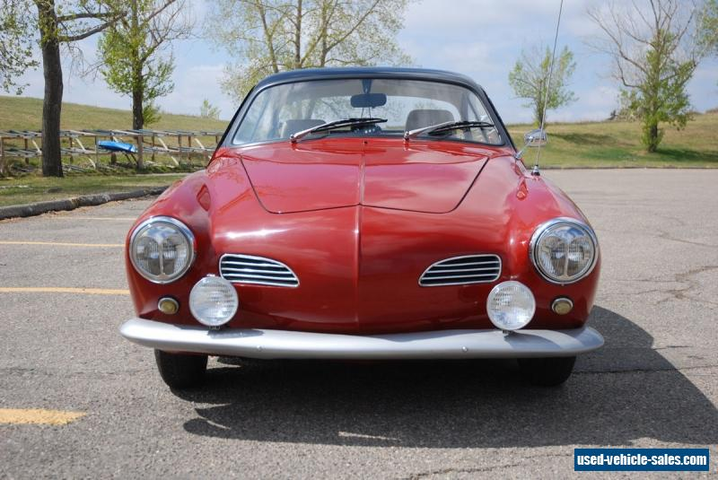 Cars For Sale At Canada: 1970 Volkswagen Karmann Ghia For Sale In Canada