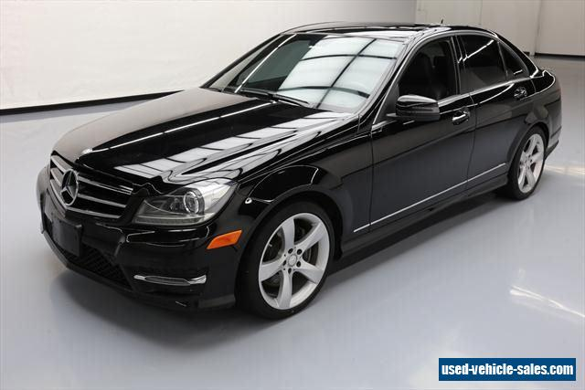 2014 mercedes benz c class for sale in the united states for Mercedes benz c300 for sale