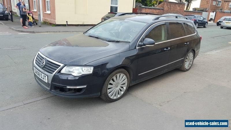 2008 volkswagen passat for sale in the united kingdom. Black Bedroom Furniture Sets. Home Design Ideas