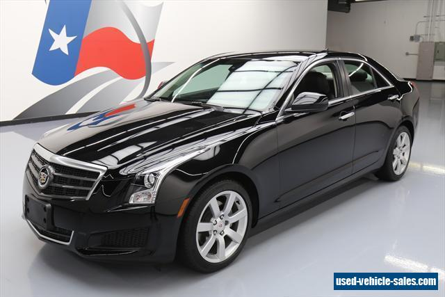 2014 cadillac ats for sale in the united states. Cars Review. Best American Auto & Cars Review