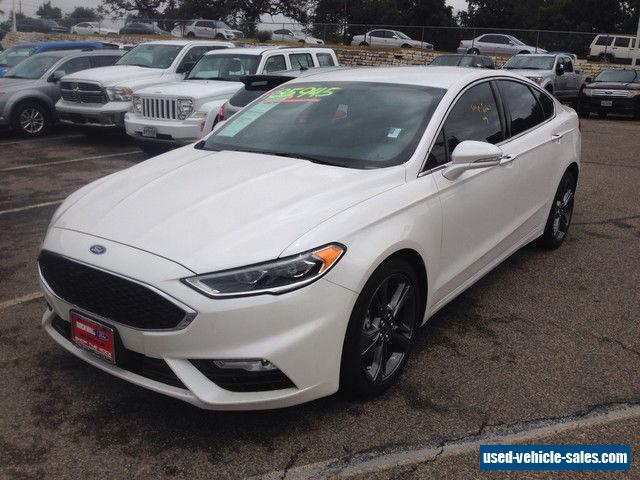2017 ford fusion for sale in the united states. Black Bedroom Furniture Sets. Home Design Ideas