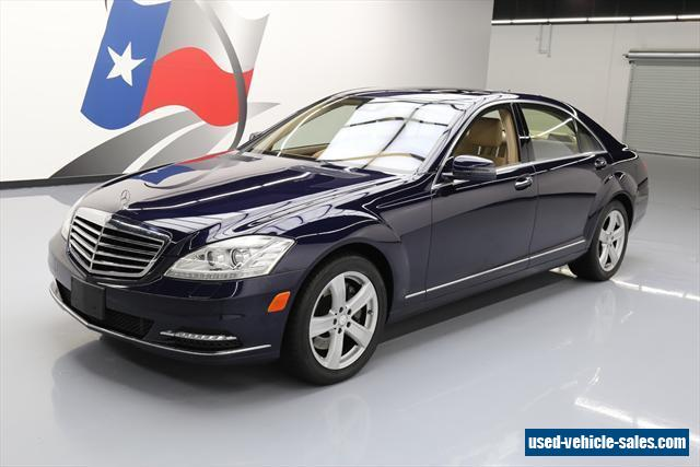 2012 mercedes benz s class for sale in the united states for Mercedes benz s550 coupe for sale