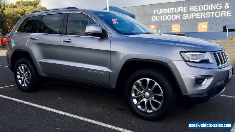 jeep grand cherokee for sale in australia. Black Bedroom Furniture Sets. Home Design Ideas