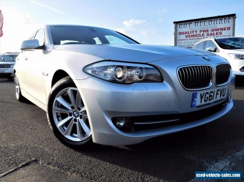 2011 bmw 5 series for sale in the united kingdom. Black Bedroom Furniture Sets. Home Design Ideas