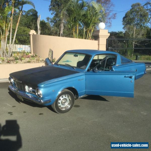Plymouth Barracuda For Sale In Australia