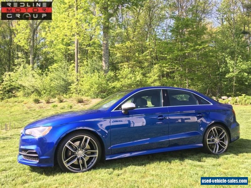 2015 Audi S3 For Sale In The United States