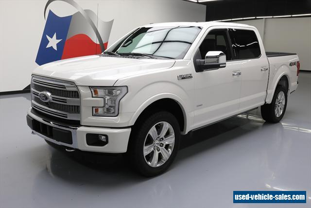 2015 ford f 150 for sale in the united states. Black Bedroom Furniture Sets. Home Design Ideas