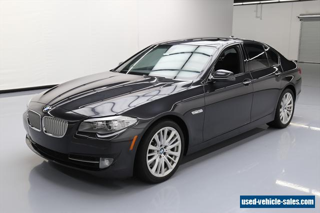 2012 bmw 5 series for sale in the united states. Black Bedroom Furniture Sets. Home Design Ideas
