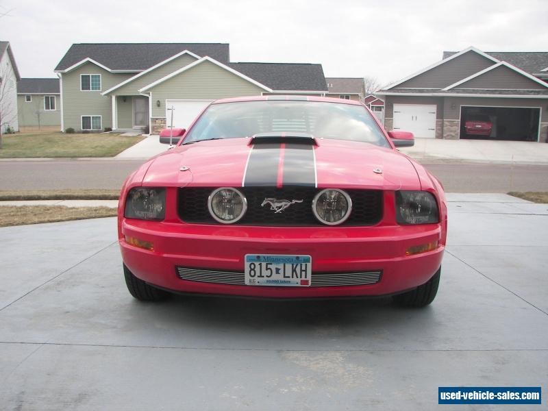 2006 ford mustang for sale in the united states. Cars Review. Best American Auto & Cars Review
