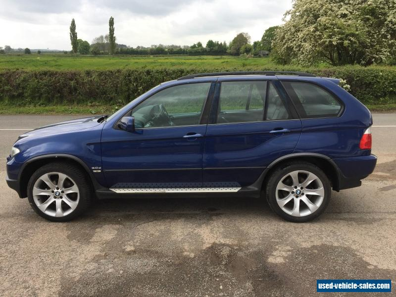 2006 bmw x5 d sport edition auto for sale in the united kingdom. Black Bedroom Furniture Sets. Home Design Ideas
