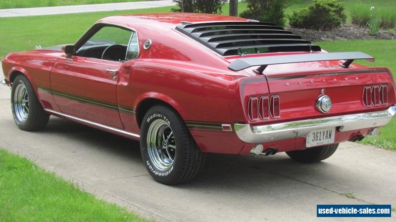 1969 ford mustang for sale in the united states. Black Bedroom Furniture Sets. Home Design Ideas