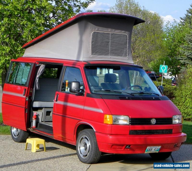 1992 Volkswagen Eurovan For Sale In Canada