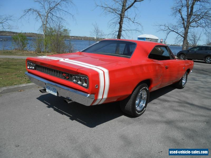 1968 dodge coronet for sale in canada. Cars Review. Best American Auto & Cars Review