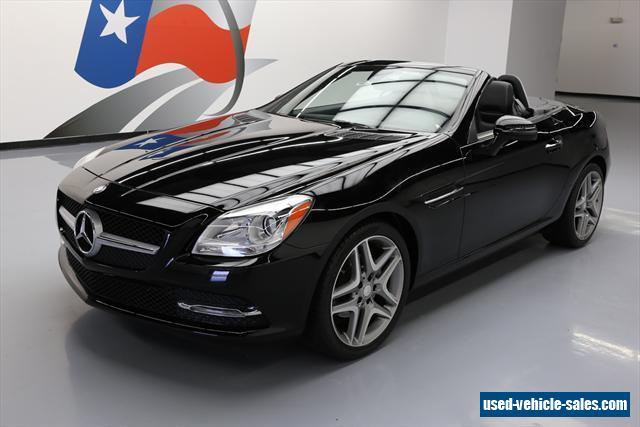 2013 mercedes benz slk class for sale in the united states for Mercedes benz slk convertible for sale