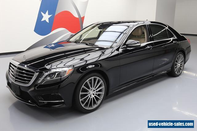 2015 mercedes benz s class for sale in the united states