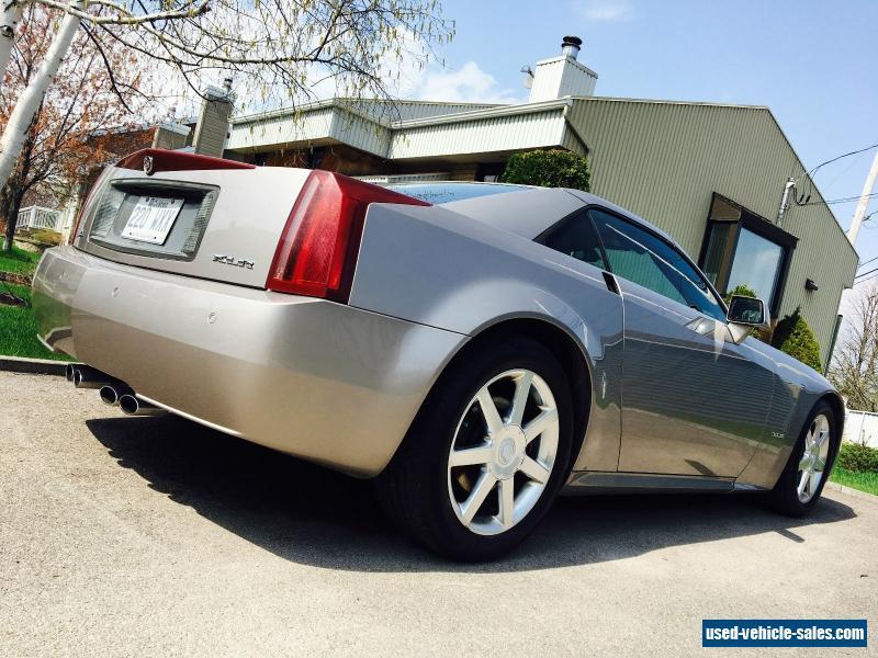 2004 Cadillac XLR for Sale in Canada