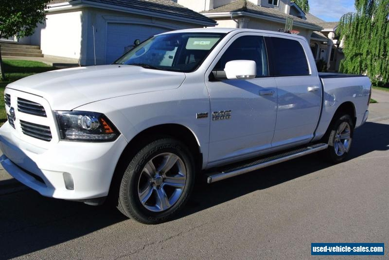 2014 dodge ram 1500 for sale in canada. Black Bedroom Furniture Sets. Home Design Ideas
