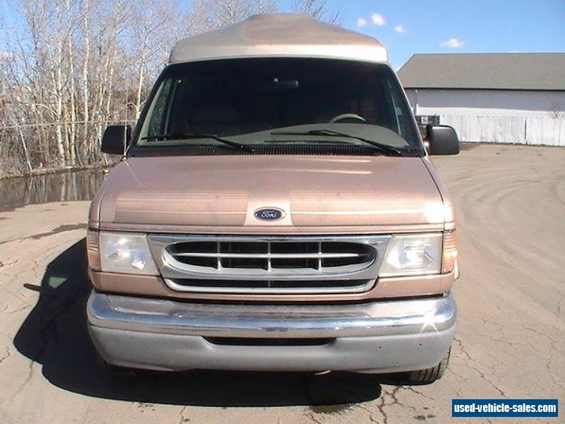 1998 ford e series van for sale in canada. Black Bedroom Furniture Sets. Home Design Ideas