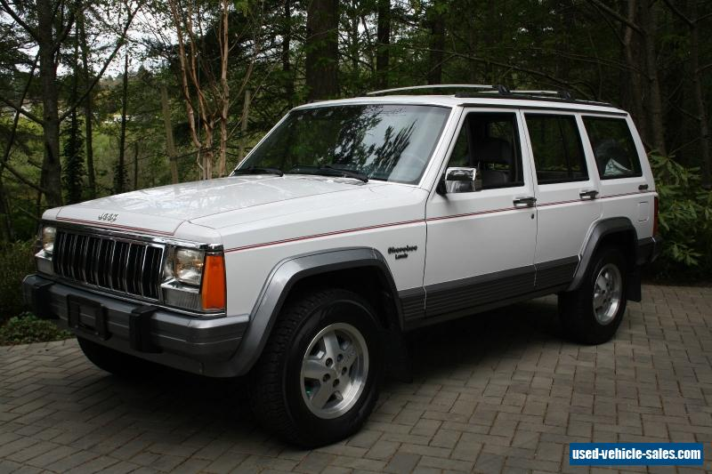 1991 jeep cherokee for sale in canada. Cars Review. Best American Auto & Cars Review