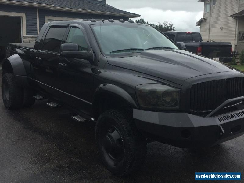 2008 Dodge Ram 3500 For Sale In Canada