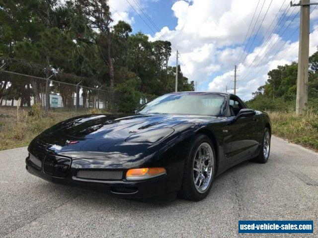 2004 chevrolet corvette for sale in the united states. Black Bedroom Furniture Sets. Home Design Ideas