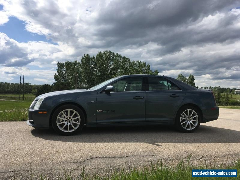 2006 cadillac sts for sale in canada. Cars Review. Best American Auto & Cars Review