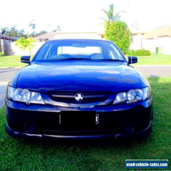 2002 Holden Commodore Car Valuation: Holden Commodore For Sale In Australia