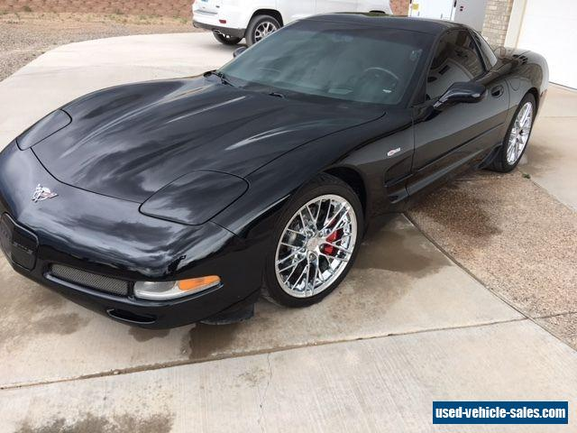 2003 chevrolet corvette for sale in the united states. Black Bedroom Furniture Sets. Home Design Ideas