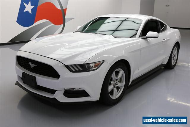 2016 ford mustang for sale in the united states. Black Bedroom Furniture Sets. Home Design Ideas