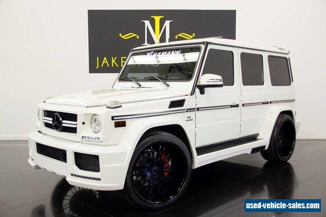 2013 mercedes benz g class for sale in canada