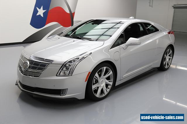 2014 cadillac elr for sale in the united states. Black Bedroom Furniture Sets. Home Design Ideas
