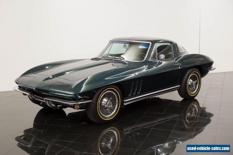 1965 chevrolet corvette for sale in the united states. Black Bedroom Furniture Sets. Home Design Ideas