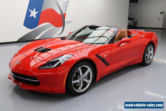 2015 chevrolet corvette for sale in the united states. Black Bedroom Furniture Sets. Home Design Ideas