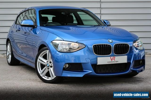 2014 bmw 1 series for sale in the united kingdom. Black Bedroom Furniture Sets. Home Design Ideas
