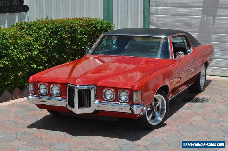 1970 pontiac grand prix for sale in canada. Black Bedroom Furniture Sets. Home Design Ideas