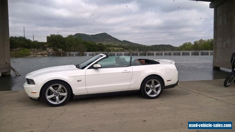 2010 ford mustang for sale in canada. Black Bedroom Furniture Sets. Home Design Ideas