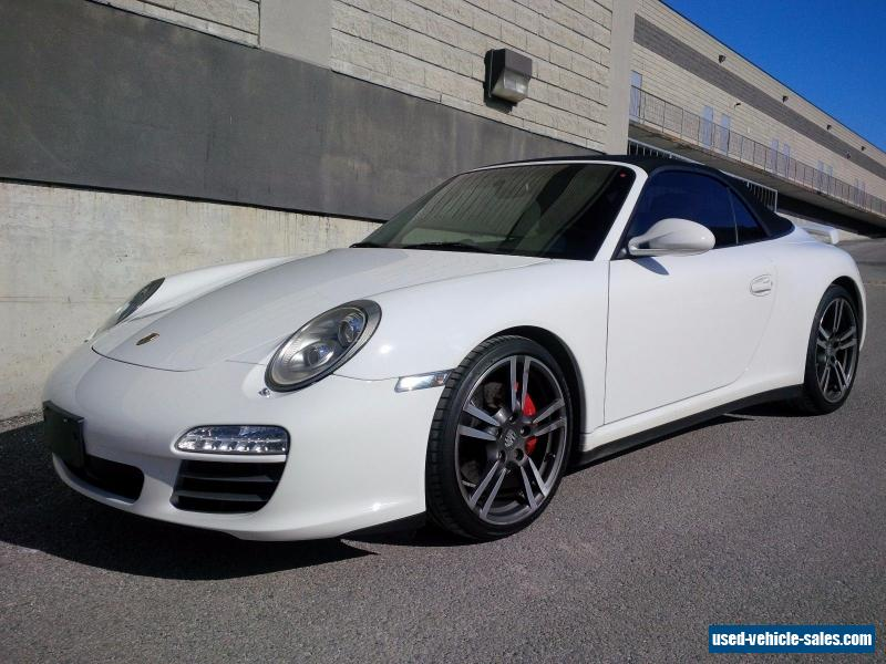 2010 porsche 911 for sale in canada. Black Bedroom Furniture Sets. Home Design Ideas