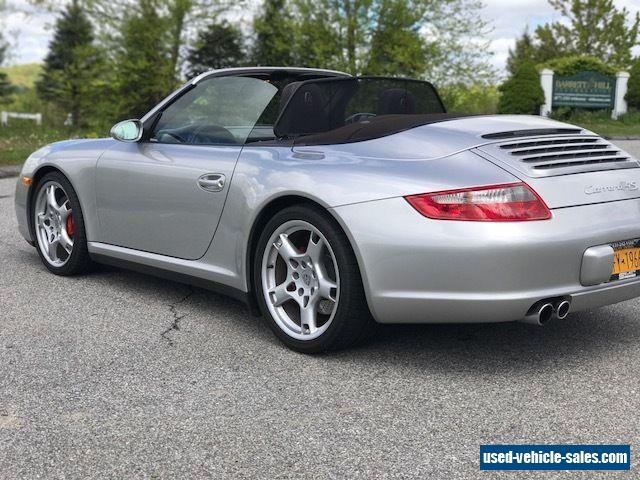 2006 porsche 911 for sale in canada. Black Bedroom Furniture Sets. Home Design Ideas