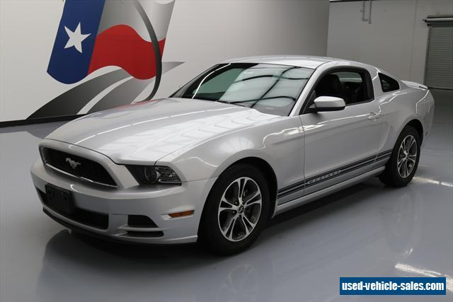 2014 ford mustang for sale in canada. Black Bedroom Furniture Sets. Home Design Ideas