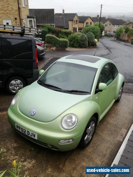 volkswagen beetle  sale   united kingdom